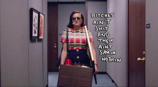 Mad Men Screenshot Peggy