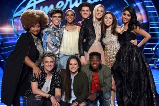 American Idol Season 15 Top 10