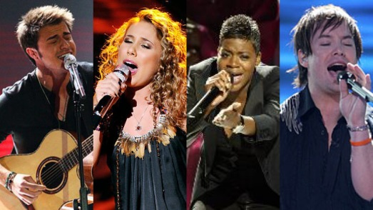 American Idol Fave Performances